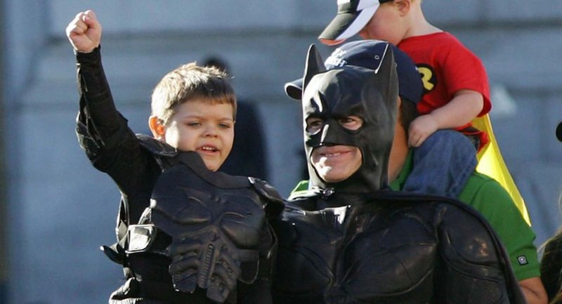 Batkid Officially Cancer Free