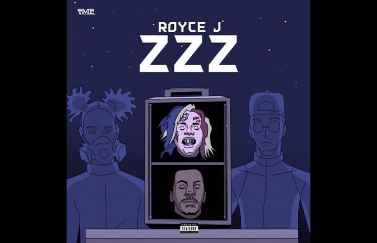 "Royce J ""ZZZ"" Animated Music Video"