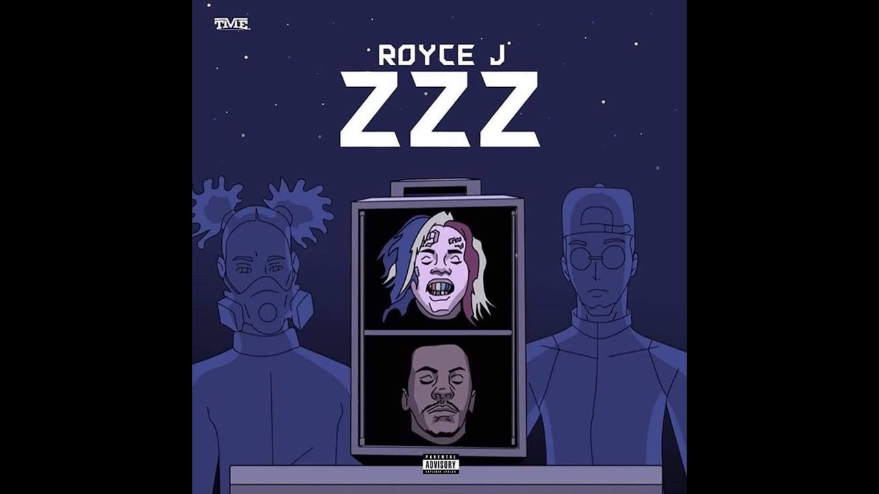 "Royce J ""ZZZ"" Animated Music Video"