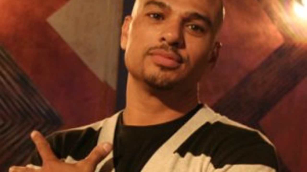 Chico DeBarge Arrested for Meth