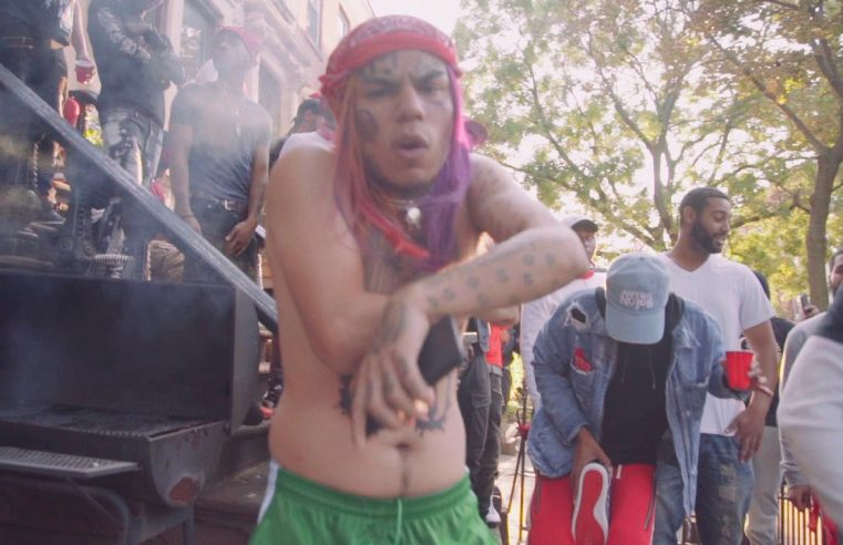 Rapper Tekashi 6ix9ine sentenced to 2 years in prison for racketeering, firearms and drug offenses