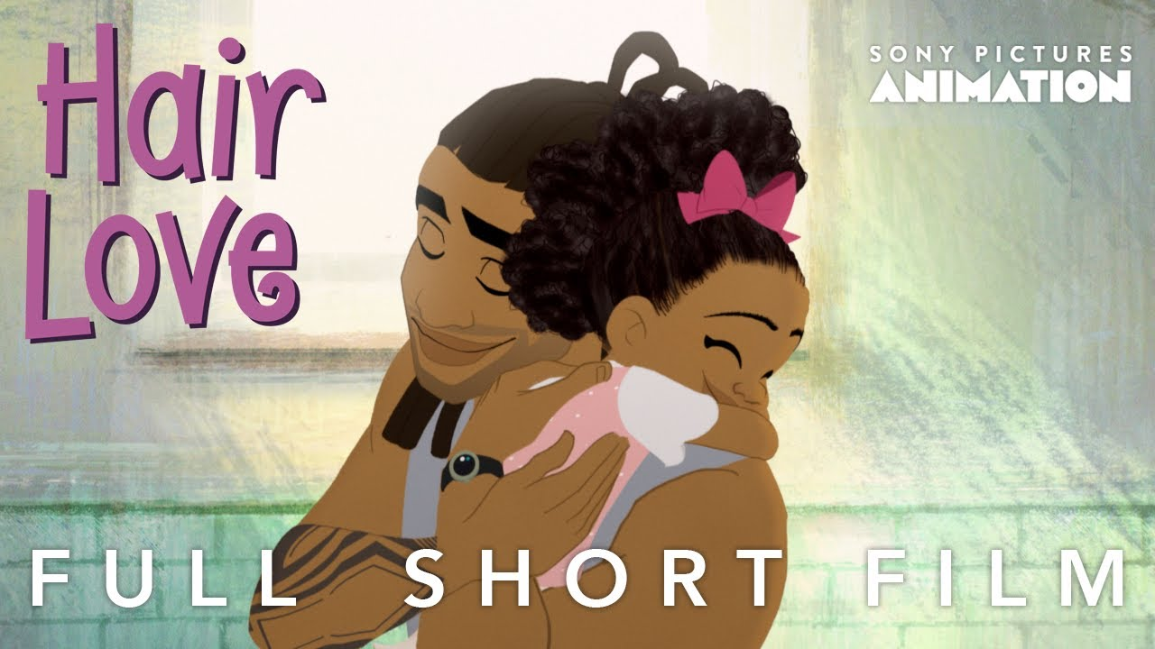 Watch The Full Animated Short 'Hair Love' Online